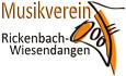 Musikverein Rickenbach-Wiesendangen Logo